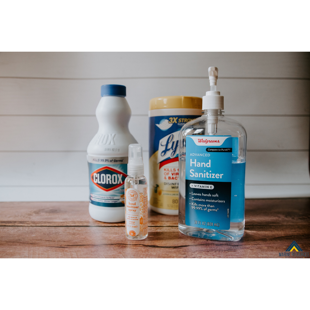¿Cómo desinfectar las superficies del hogar para prevenir el coronavirus?