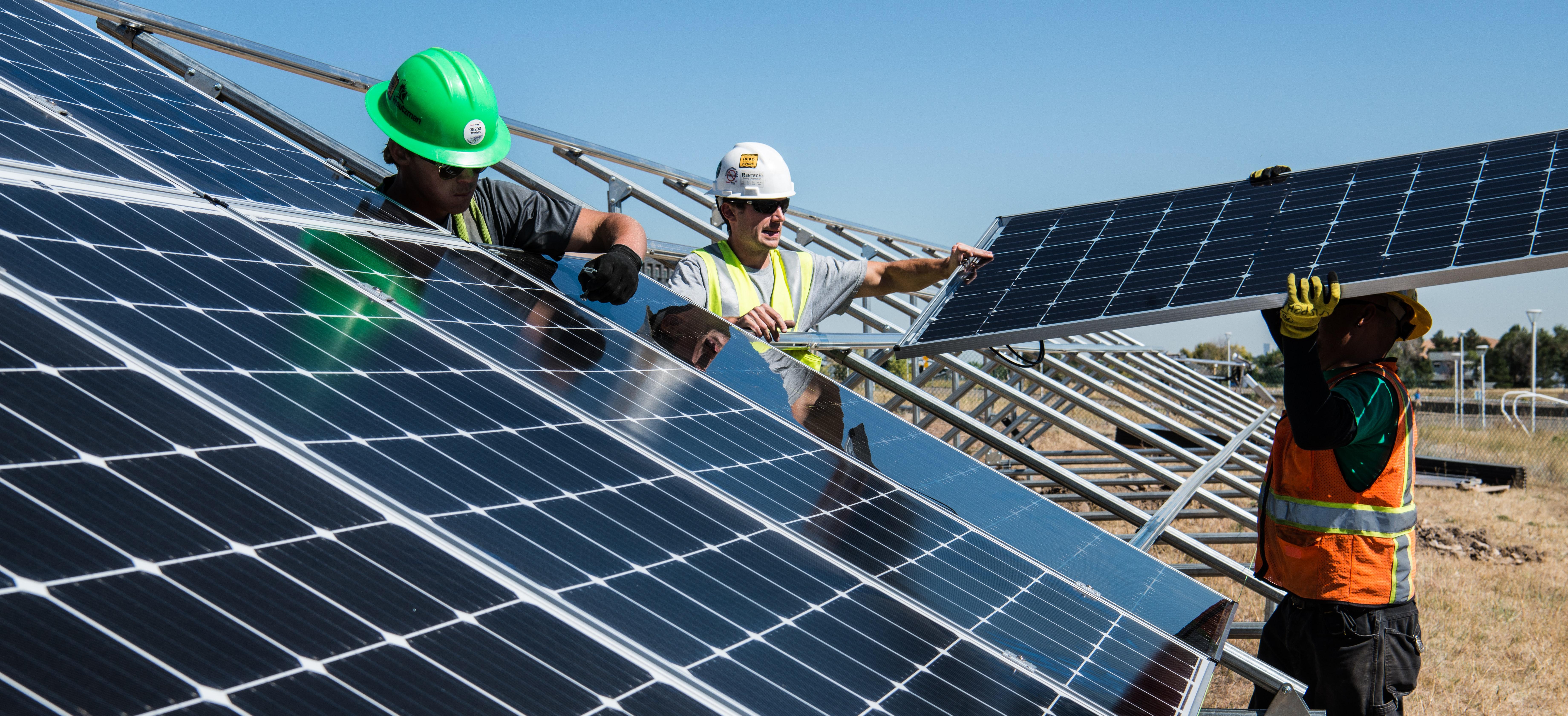 ¿Por qué es importante la energía renovable?