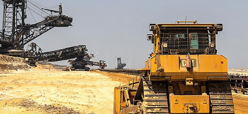 proceso productivo de una mina
